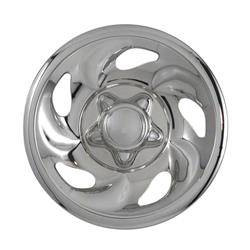 "Ford - F150 - CCI - 1997-2000 FORD F150 16"" CHROME WHEEL SKINS SET OF FOUR IMP01X"