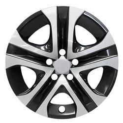 "Toyota - RAV4 - CCI - 2013-2018 TOYOTA RAV4 17"" SILVER AND BLACK OEM REPLICA HUBCAP WHEEL COVERS"