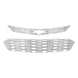 2016-2018 CHEVROLET CRUZE CHROME GRILLE OVERLAY COVER