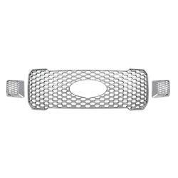 Ford - F150 - CCI - 2018-2020 FORD F150 CHROME GRILLE OVERLAY