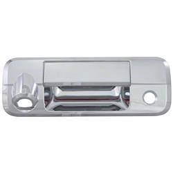 Toyota - Tundra - CCI - 2007-2010 TOYOTA TUNDRA CHROME TAILGATE HANDLE COVERS