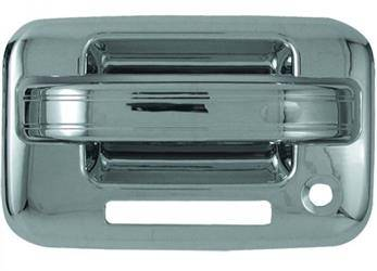 Ford - F150 - CCI - 2004-2014 Ford F150 Chrome Door Handle Covers