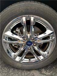 "Ford - Fusion - CCI - 2015-2019 Ford Fusion CCI 17"" Chrome Wheel Skins SET OF FOUR IMP447X"