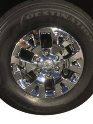 """Toyota - Tacoma - CCI - 2016-2019 Toyota Tacoma CCI 16"""" Chrome Wheel Skins Set of Four IMP445X"""