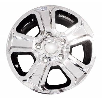 """Toyota - Tundra - 2014-2020 Toyota Tundra Chrome Wheel Skins set of four 18"""""""