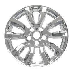 Nissan - Rogue - CCI - 2017-2020 Nissan Rogue Set of Four Chrome Wheel Skins IMP433X