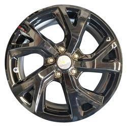 "Chevrolet - Equinox - CCI - 2018-2021 Chevrolet Equinox IMP452BLK Set Of Four 18"" Gloss Black Wheel Skins"